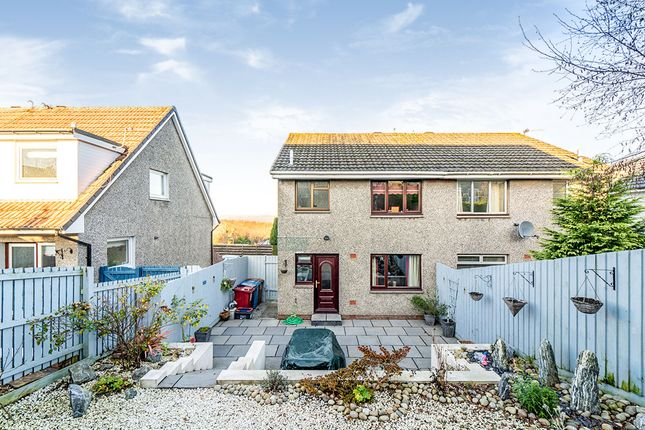 Rear Garden of Haygate Avenue, Brightons, Falkirk, Stirlingshire FK2