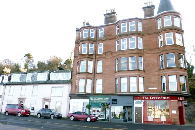 Salon Location of Salon Francesca, 34, East Princes Street, Rothesay, Isle Of Bute PA20