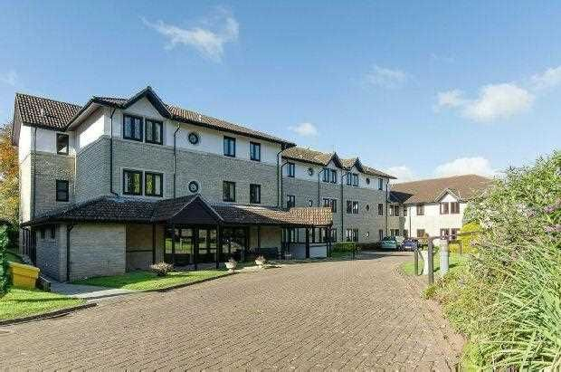 Thumbnail Flat for sale in Dunster Court, Winscombe, Winscombe