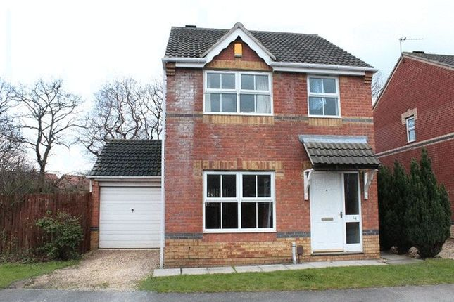 Thumbnail Detached house to rent in The Drove, South Hykeham, Lincoln