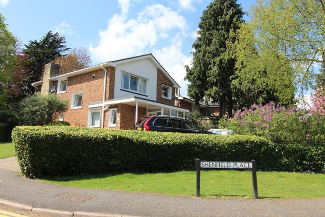 Thumbnail Detached house for sale in Shenfield Place, Shenfield, Brentwood