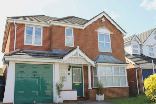Thumbnail Property to rent in Holmes Close, Woking