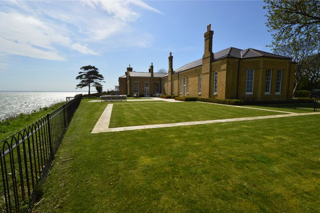 Thumbnail Detached house for sale in Shoebury Garrison, Shoeburyness, Essex