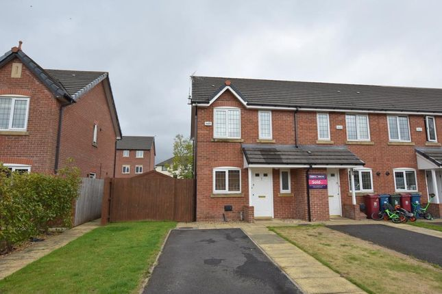 Thumbnail Mews house to rent in Nightingale Close, Calderstones Park, Whalley, Lancashire