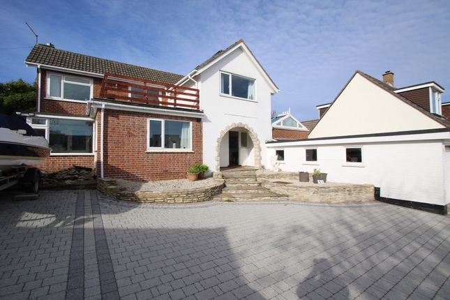 Thumbnail Detached house for sale in De Moulham Road, Swanage