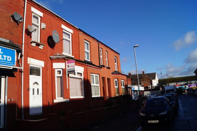 Thumbnail Terraced house for sale in Stamford Road, Longsight