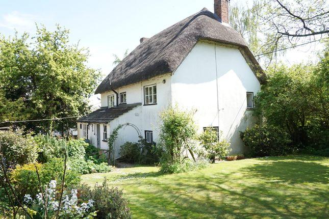 Thumbnail Cottage for sale in Houghton, Stockbridge, Hampshire