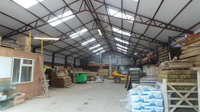 Thumbnail Light industrial to let in Units 2, Warehouse, Coles Yard, Bethersden, Ashford, Kent