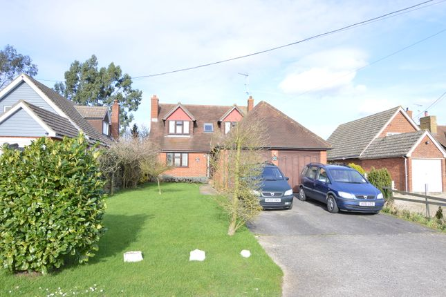 Thumbnail Detached house for sale in Church Road, Chelmsford