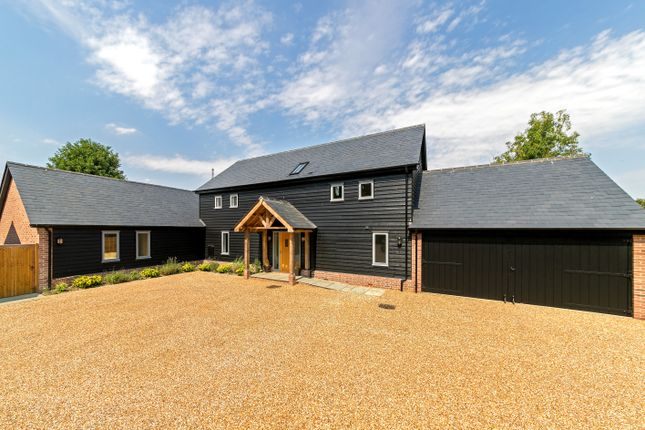 Thumbnail Detached house for sale in Cambridge Road, Barkway, Royston