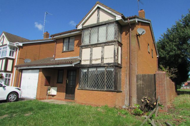 Thumbnail Detached house to rent in Marshmont Way, Erdington, Birmingham