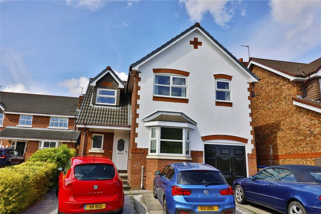 Thumbnail Detached house for sale in Briar Close, Rochdale, Greater Manchester