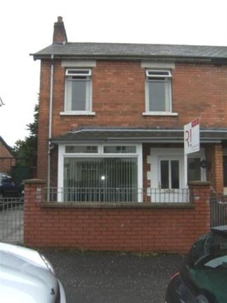 Thumbnail Semi-detached house to rent in Ashley Avenue, Belfast