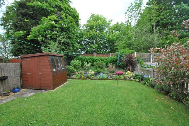 Rear Garden of Waywell Close, Fearnhead, Warrington WA2