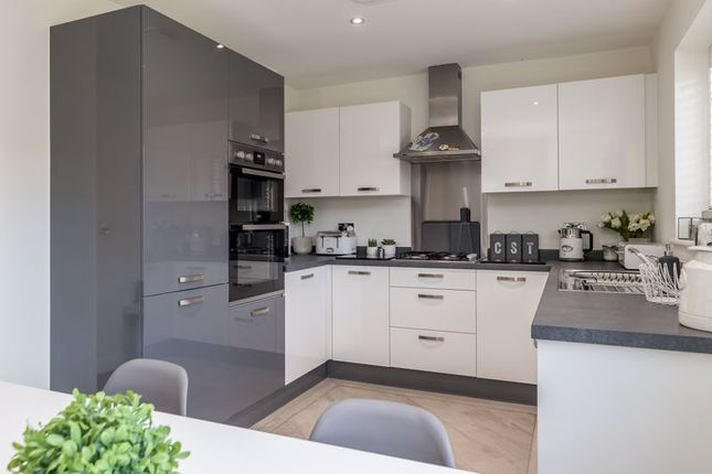 Kitchen of Stansfield Drive, Euxton PR7