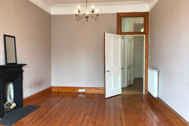 Thumbnail Flat to rent in Polwarth Crescent, Polwarth, Edinburgh