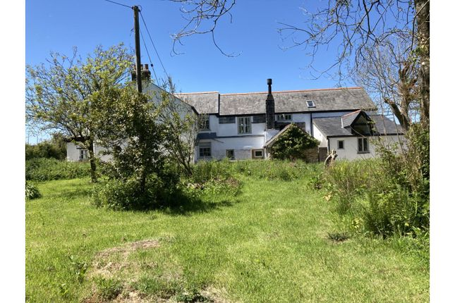 Thumbnail Detached house for sale in St. Wenn, Wadebridge