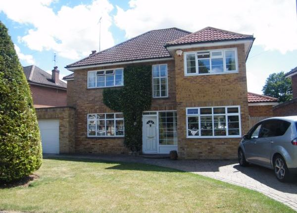 Thumbnail Detached house to rent in Hyde Green, Marlow, Buckinghamshire