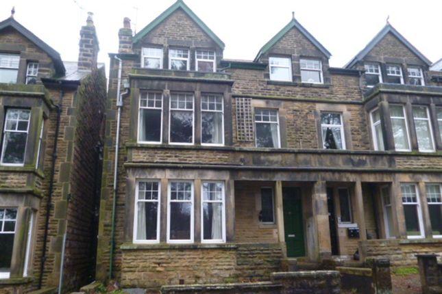 Thumbnail Flat to rent in 36, Harlow Moor Drive, Harrogate