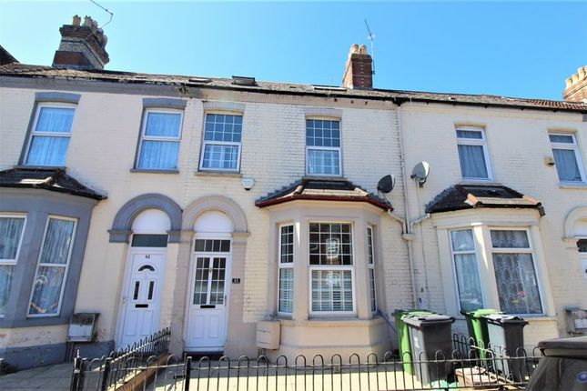 Thumbnail Terraced house for sale in Plantagenet Street, Cardiff