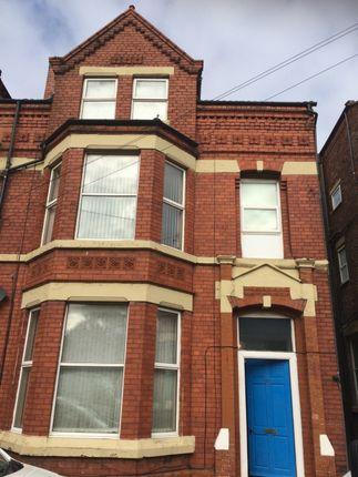 Thumbnail Triplex to rent in Balliol Road, Bootle