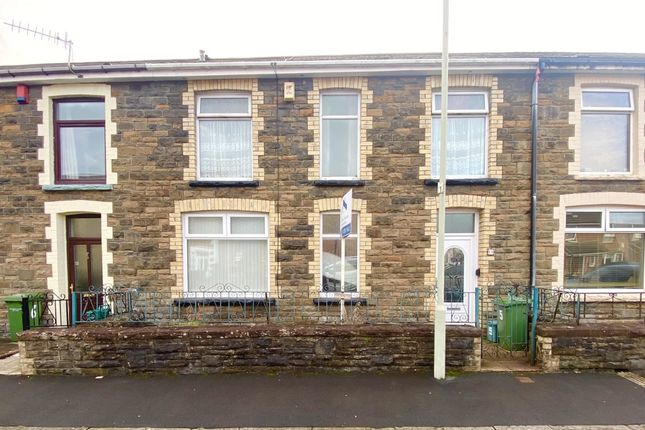 Thumbnail Terraced house for sale in Glannant Street, Aberdare, Mid Glamorgan