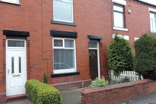 Thumbnail Terraced house to rent in Lily Street, Royton, Oldham