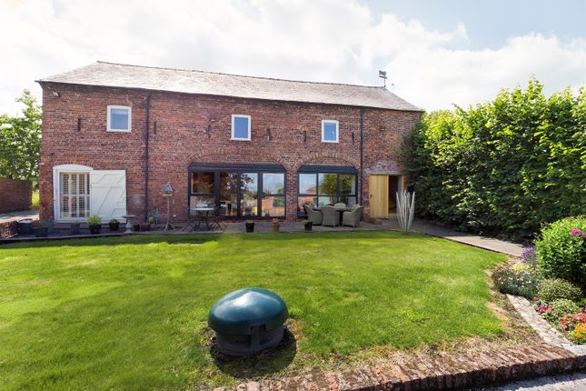 Thumbnail Detached house for sale in Hugmore Lane, Llan-Y-Pwll, Wrexham