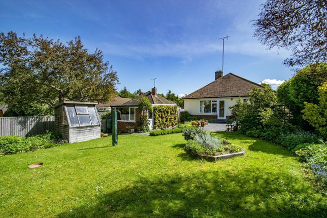Thumbnail Detached bungalow for sale in Summerfield Rise, Goring On Thames