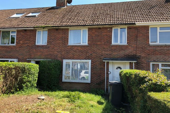 Thumbnail Terraced house to rent in Fleming Road, Winchester