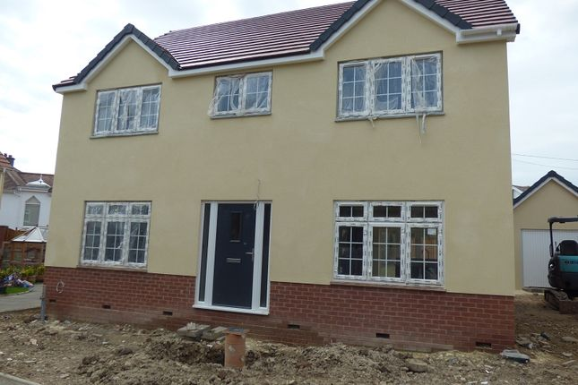 Thumbnail Detached house for sale in Leckwith Drive, Bridgend, Mid Glamorgan.