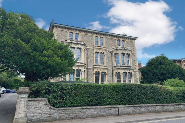 Thumbnail Flat for sale in Elton Road, Clevedon