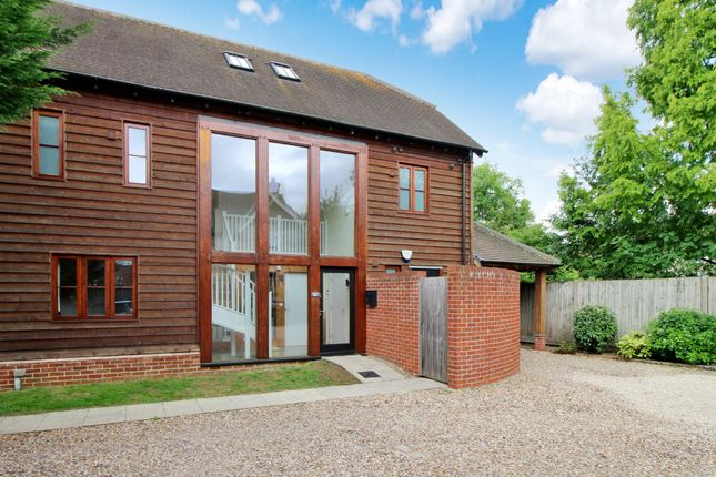 Thumbnail Barn conversion for sale in Beales Farm Road, Lambourn, Hungerford