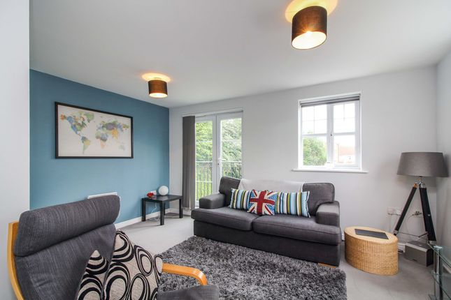 Thumbnail Flat to rent in Design Close, Bromsgrove