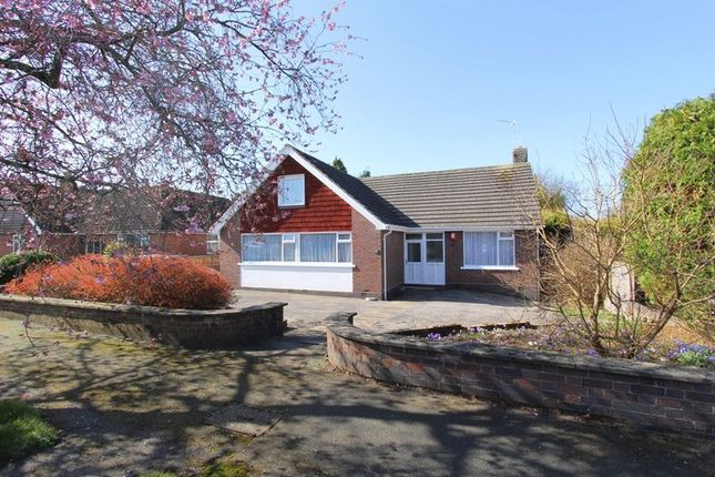 Thumbnail Detached house for sale in Rossall Avenue, Newcastle-Under-Lyme