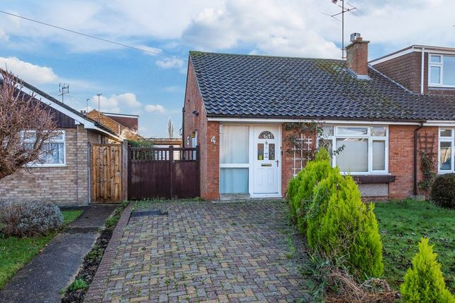 Thumbnail Semi-detached bungalow for sale in Connaught Road, Aylesbury