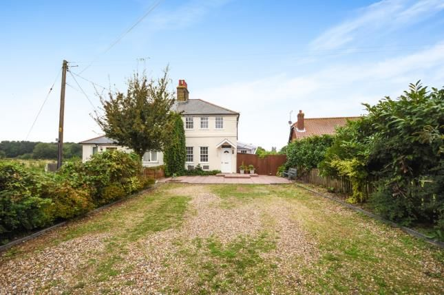 Thumbnail Semi-detached house for sale in Rebels Lane, Great Wakering, Southend-On-Sea