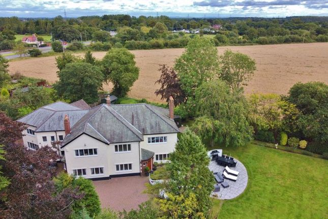 Thumbnail Detached house for sale in Boathouse Lane, Gayton/Parkgate, Cheshire
