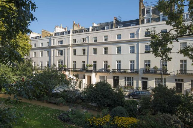 Thumbnail Property to rent in Chester Square, Belgravia