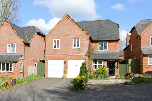 Thumbnail Detached house for sale in Windmill Lane, Anna Valley, Andover