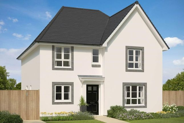 "Thumbnail Detached house for sale in ""Harris"" at Oldmeldrum Road, Inverurie"
