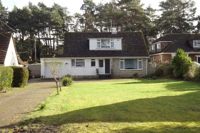Thumbnail Detached house for sale in New Road, West Parley, Ferndown
