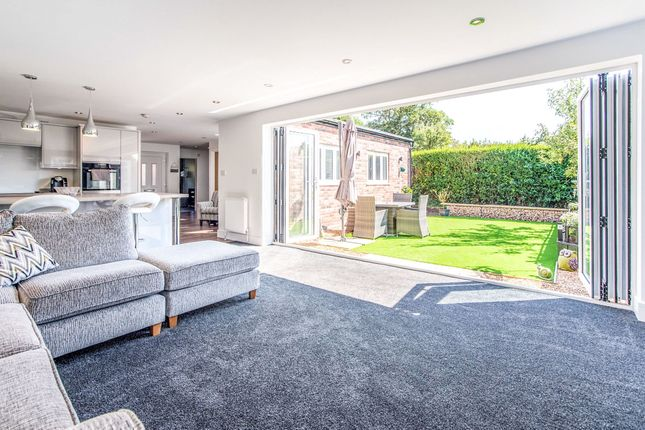 Thumbnail Detached bungalow for sale in Paddock Close, Belton, Great Yarmouth