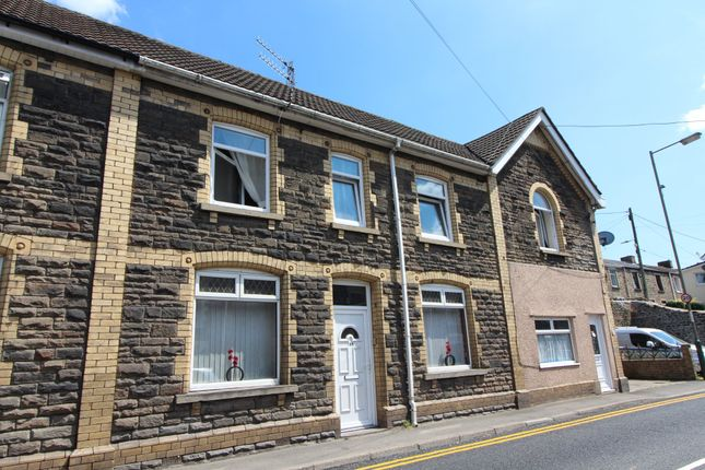 Thumbnail Flat for sale in Newport Road, Cwmcarn, Newport