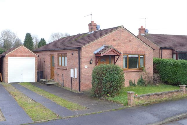 Thumbnail Detached bungalow to rent in Ailcey Road, Ripon