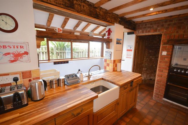 Kitchen of School Road, Lessingham, Norwich NR12