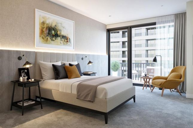 Thumbnail Flat for sale in Shoreditch Exchange, Hackney Road, London