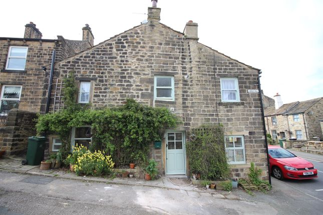 Thumbnail End terrace house for sale in Main Street, Addingham, Ilkley