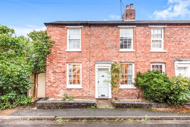 2 bed end terrace house for sale in Blanquettes Street, Worcester WR3