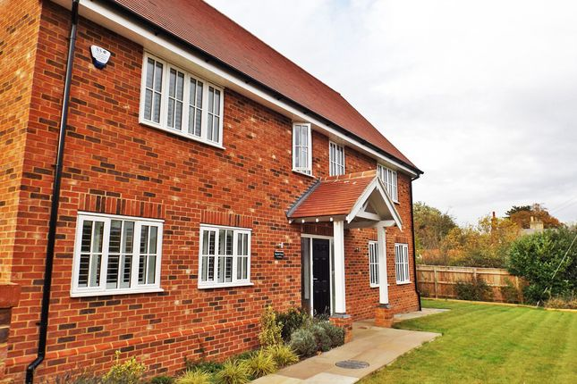 Thumbnail Detached house for sale in High Street, Ufford, Woodbridge